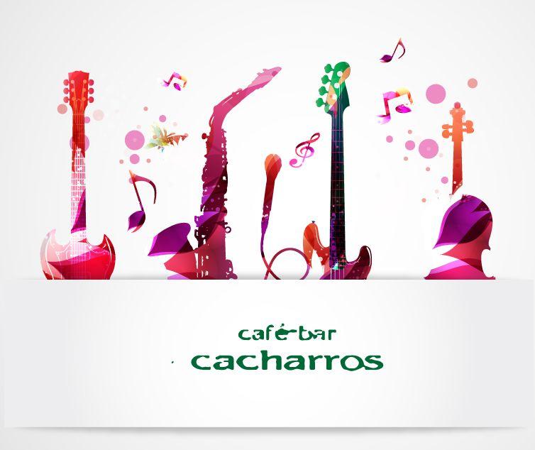 「カチャロス」から1月のJAZZ LIVEのお知らせ