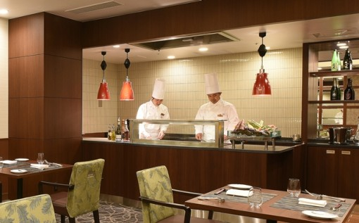 「福山ニューキャッスルホテル」鉄板焼きグリル・ロジェからお知らせ