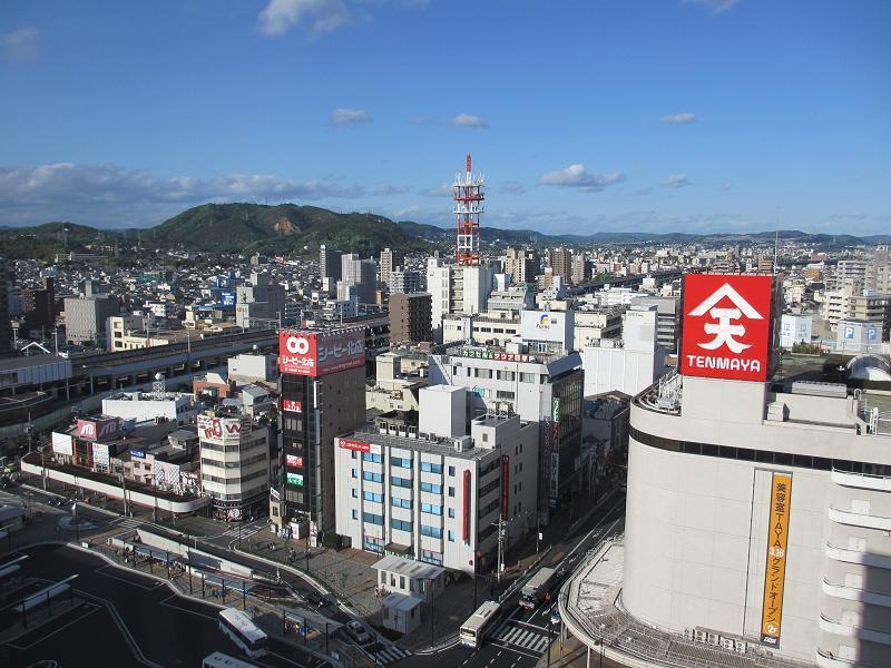 こんなブログ記事がありました。「福山市、戦慄の崩壊、都市間競争脱落のワースト都市」2012年