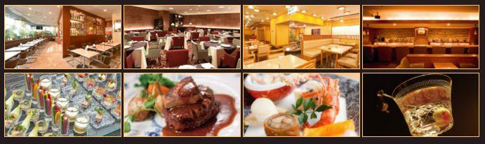 「福山ニューキャッスルホテル」レストランから3月メニューのお知らせ