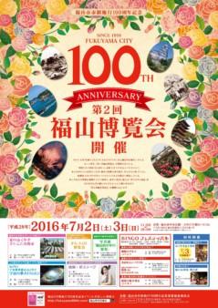 第2回福山博覧会の開催