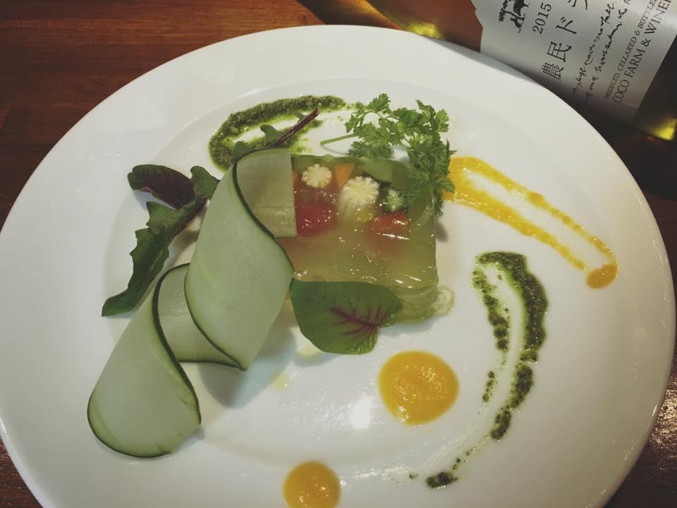 「農家食堂ルオント」より新ディナーメニューのご案内