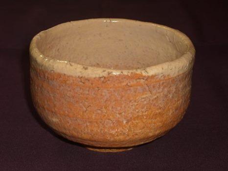 「小山美術」から萩焼茶碗のご紹介