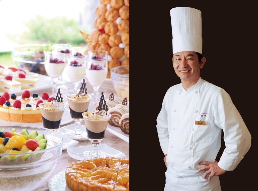 「福山ニューキャッスルホテル」からセラヴィ パティシエのデザート教室のご案内