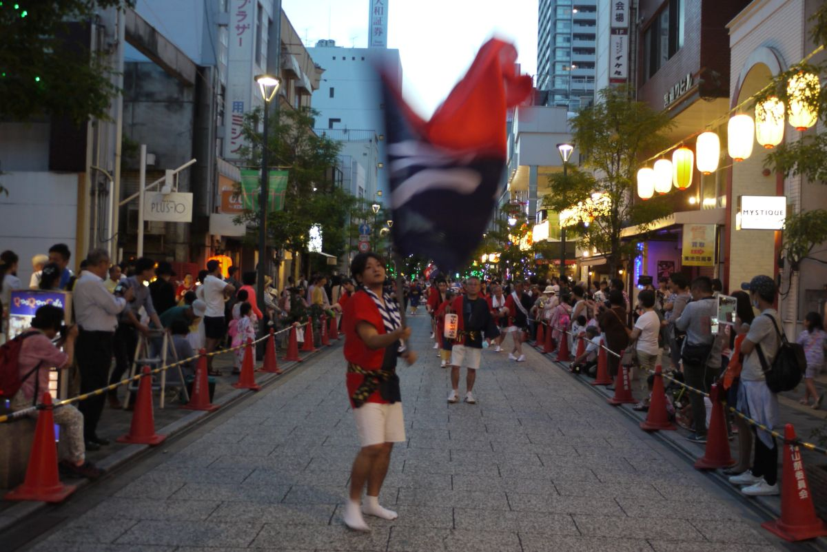 """ふくやま夏祭り2017""""二上がり踊り""""のスナップ写真をイベントにアップしました"""