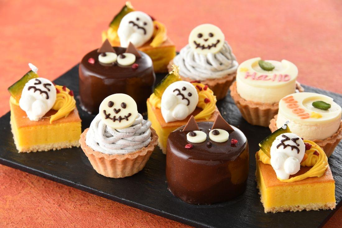 「福山ニューキャッスルホテル」から期間限定ハロゥインケーキのご紹介