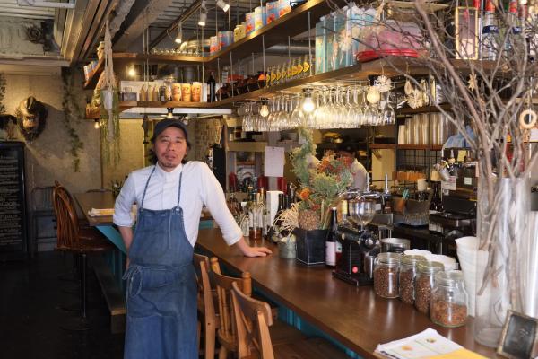 カフェ「FOREVER」とゲストハウス「SETOUCHI. KNOT」が《地域おこし協力隊インタビュー企画》に紹介されました