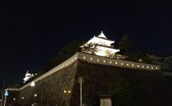 7月1日福山城伏見櫓等のライトアップ点灯が行われます