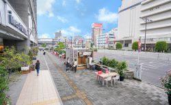 アイネス前歩道にテイクアウト専門店Sunday table 29(サンデイテーブルニッキュウ)がオープン
