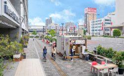 アイネスふくやま前歩道 キッチンカー出店スケジュール(7月)